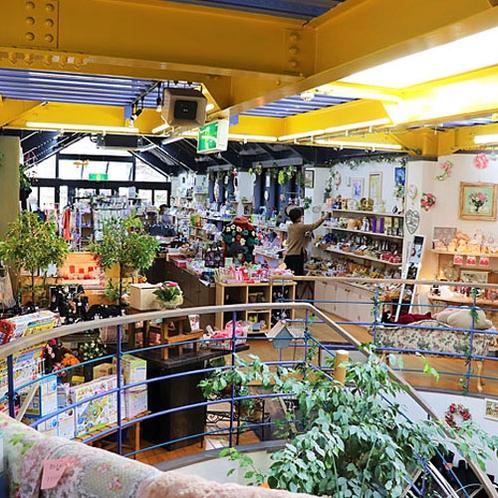 【姉妹店:セレクトショップ地球市場】オーナー自ら世界中から買い付けたお洒落で可愛い雑貨のお店です。