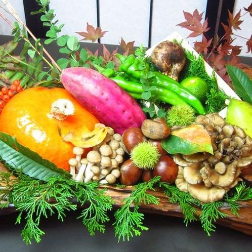 秋の収穫祭(イメージ)