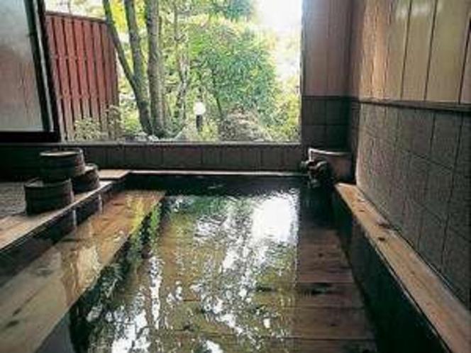 ひのき貸切風呂