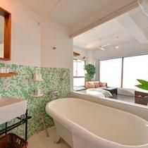 *お部屋一例 【room 38】 バスルーム