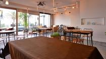 *Sound Swell Cafe/海を眺むダイニングカフェ。オシャレな空間で有意義なひと時を