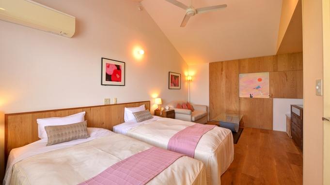 ・・・海のアロマと心地よいBGM・・・海辺の町の小さなホテルにStay (素泊まり)