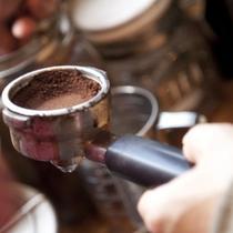 *こだわりコーヒー