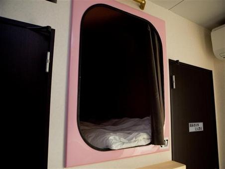 女性専用 スタンダードカプセルルーム