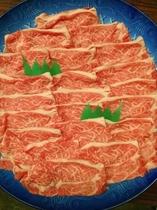 牛シャブシャブ