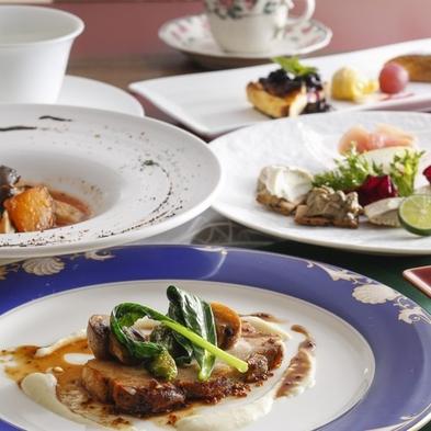 【通年】<カジュアルディナー【笑】>メイン料理を「肉or魚」料理をチョイス!