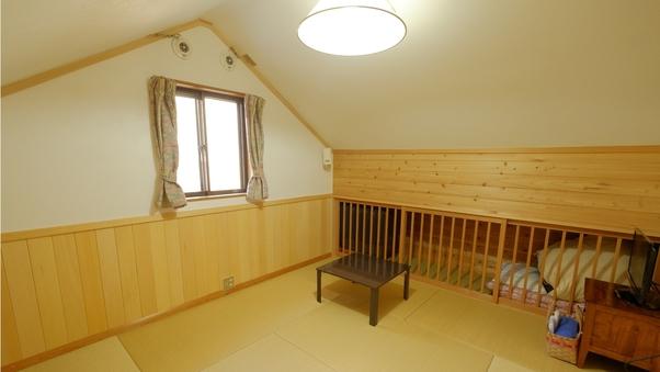 和室7畳(大人2名+子供添い寝1名OK)
