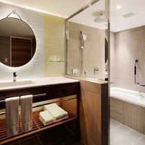 オーシャンスイート バスルーム