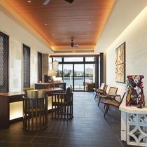 新客室棟「サウスタワーラウンジ」サウスタワーをご利用のお客様は無料でご利用いただけます。