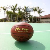 【アクティビティ】バスケットボール(有料/当日、直接受付で参加可能)