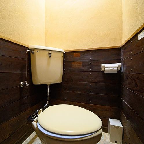 ・【こうげん】由布岳の見える洋室ダブル/トイレ
