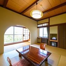 ・【桜】桜の咲く和室8畳