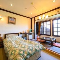 ・【太陽】洋室ツインルーム