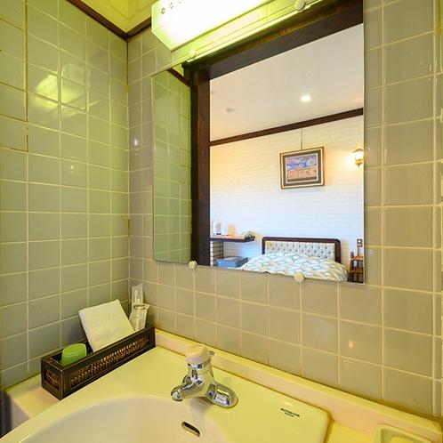 ・【太陽】洋室ツインルーム/洗面所