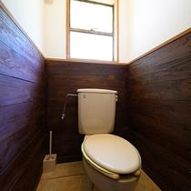 ・【やまびこ】囲炉裏のある和室/トイレ