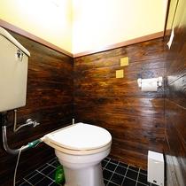・【桜】桜の咲く和室8畳/トイレ