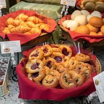 【無料】健康朝食~焼き立てパンや和食もあるバイキング朝食~