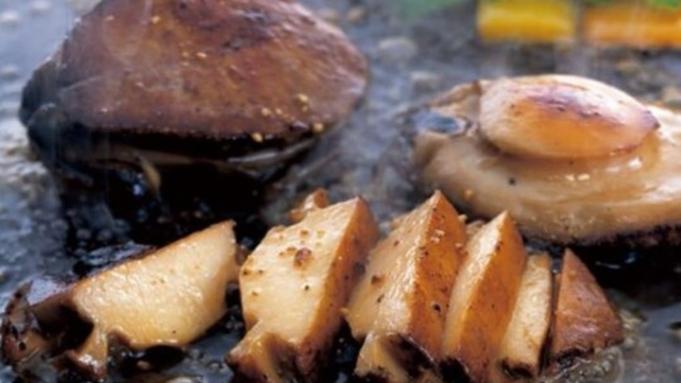 【贅沢グルメプラン】磯の香りと食感が楽しめる、アワビステーキ付♪ワンランク上の食事を堪能されたい方に