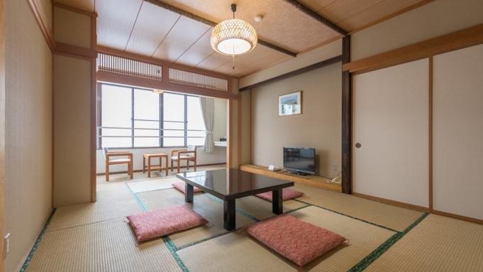 【梅コース(2食付)】一番人気スタンダードプラン!日本海の旬の海の幸をご用意