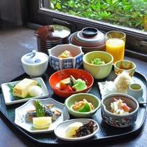 <朝食一例>ゆったり朝は当館自慢の朝食をお召し上がりください♪