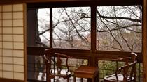 *【部屋】松。四季折々の風情を感じることができます。