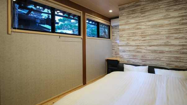 洋室コーナーキングベッド(9平米/禁煙)