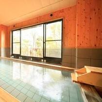 大浴場(桜桃)