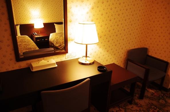 【素泊まり】料金そのままツインルームにグレードアップ!!1日5室限定!