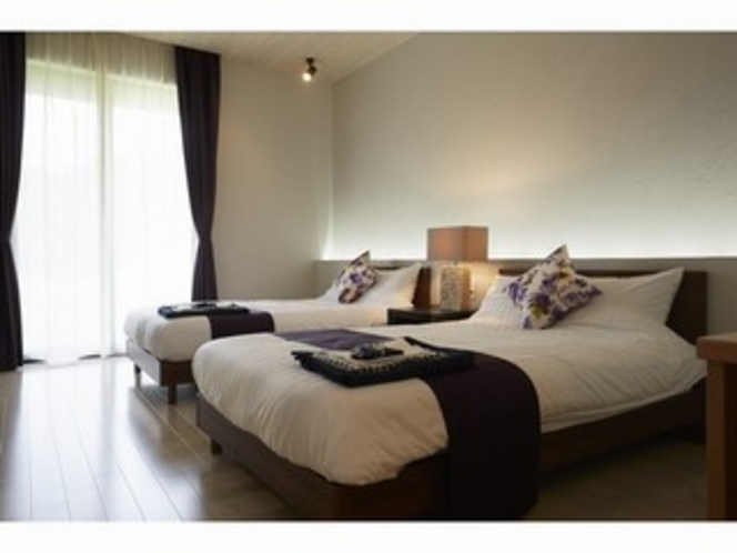アルブルの寝室