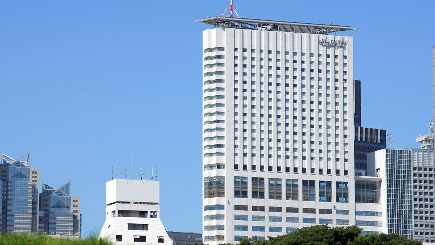 小田急ホテルセンチュリーサザンタワー外観