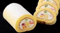 ■アマエール■パレスベーカリーのホテルオリジナルロールケーキはお土産におススメ イメージ