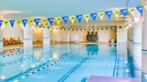 25メートル温水プール