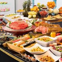 三崎まぐろをはじめ三浦の幸と季節のお料理食べ放題のディナーバイキング