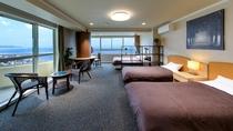 7ベッド(7名定員)客室