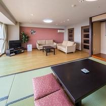 本館客室(4名定員)一例