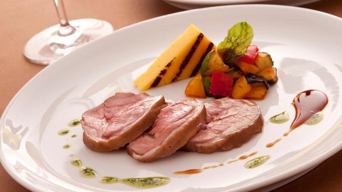 イタリアンテイストの「カフェ」ディナー&ステイプラン(夕朝食付) 12時レイトチェックアウト特典付き