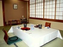 お部屋食・日帰りお食事専用個室(2〜10名様)