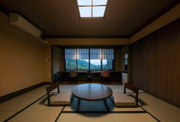 一般客室の一例
