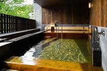 二段露天風呂 月の湯