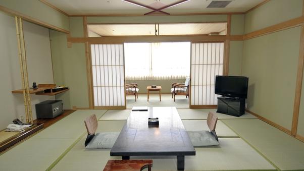 和室2間続き10畳+6畳(63平米以上)
