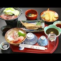定食料理コース