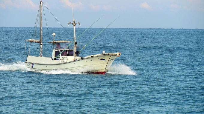 漁師気分満喫☆刺し網漁体験一泊二食付きプランで、特別な体験☆現金特価