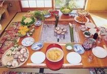 お料理の一例