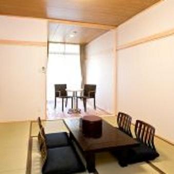 ◆檜の内湯付き★畳と木の融合を楽しめる 和室【禁煙】