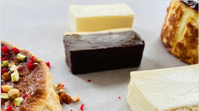 5種から選べるケーキ引換券付 素泊まり