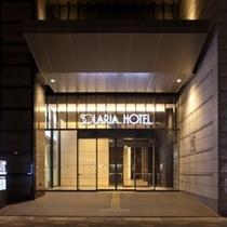 ホテル1Fエントランス