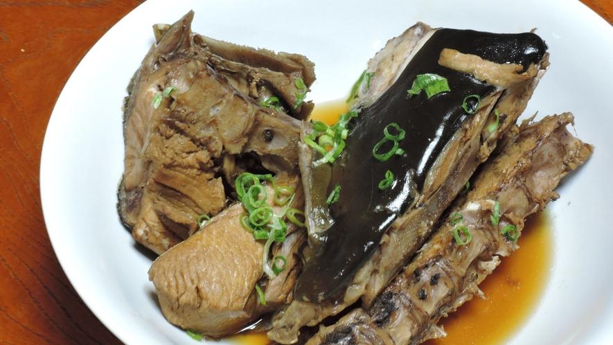 *【夕食一例/魚の煮付け】天草産の地魚を一番美味しい形でお召し上がりください。