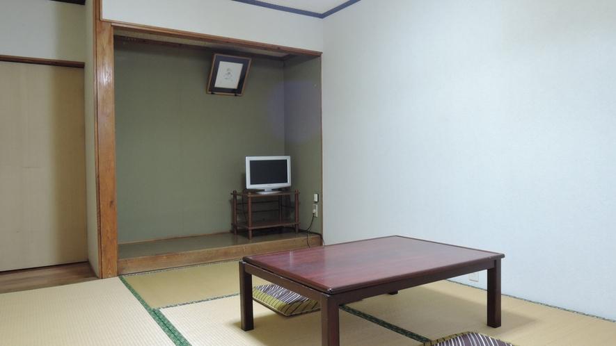 *【和室6畳一例】床の間付きの和室もございます。