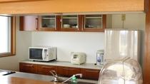 【システムキッチン/イメージ】 一部キッチングッズは有料レンタル品でございます。