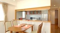 【リビングダイニング/イメージ】 全室2LDKで、和洋室タイプ。家電製品は標準で設置しております。